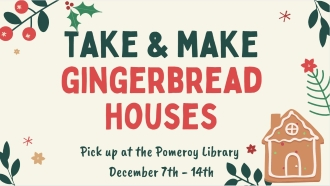 gingerbread make and take